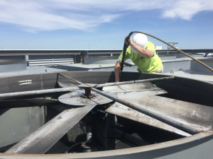 Cooling Tower Cleaning | Hyper Clean Duct Cleaning (804) 744-1080